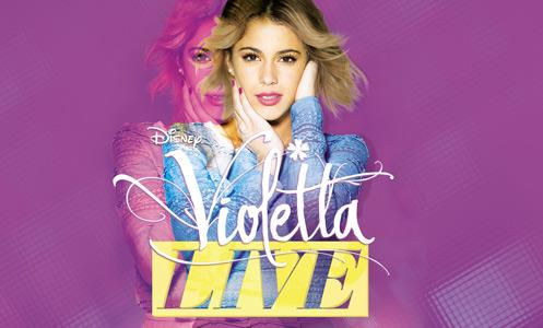 Violetta Tickets Deutschland