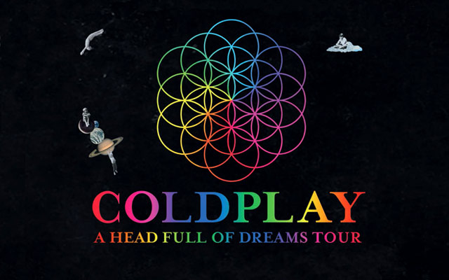 Coldplay Berlin Tickets