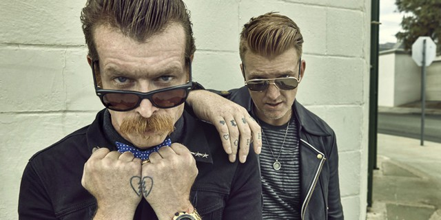 Eagles of Death Metal Tickets 2016