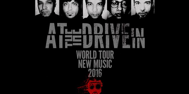 at the drive-in tickets 2016