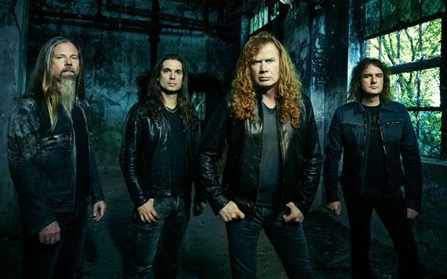 Megadeth Mitglieder
