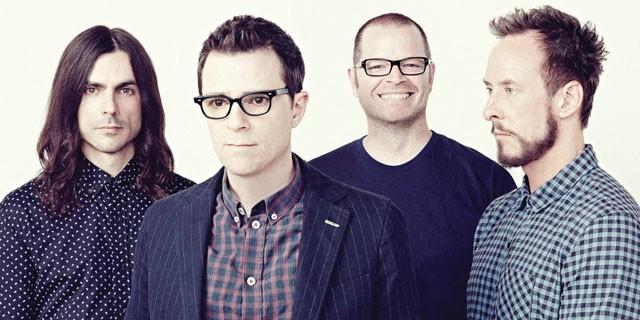 Weezer Tickets 2016
