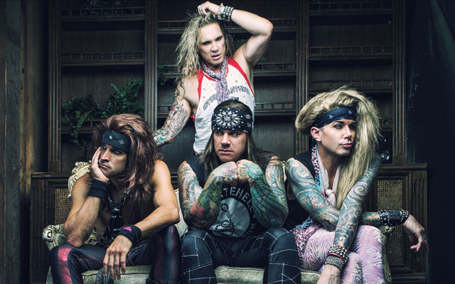steel panther tickets 2016