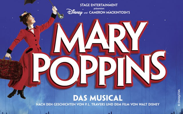 mary poppins tickets 2016