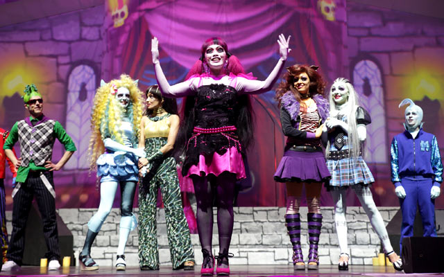 monster high tickets 2016