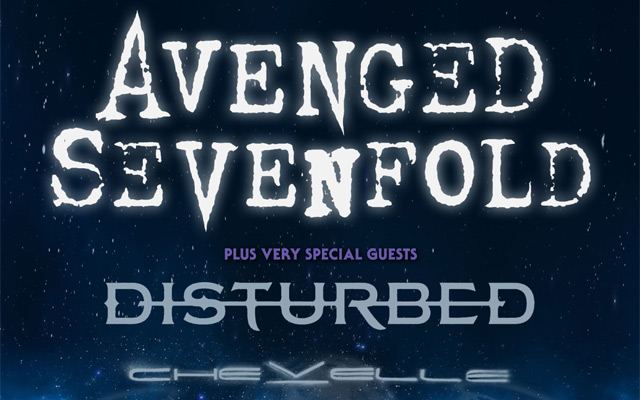 avenged sevenfold tickets 2017
