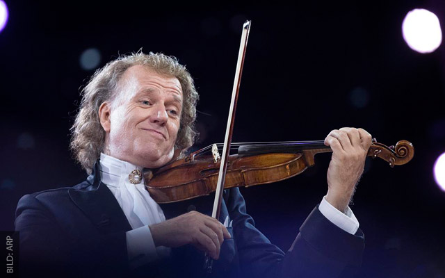 Andre Rieu Tickets 2017