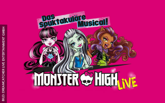 monster high live tickets 2017