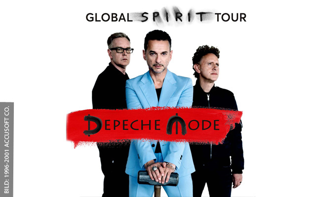 depeche mode tickets global spirit tour 2017