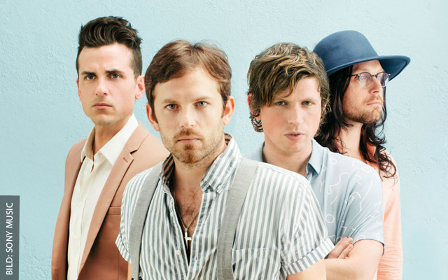 kings of leon tickets 2017