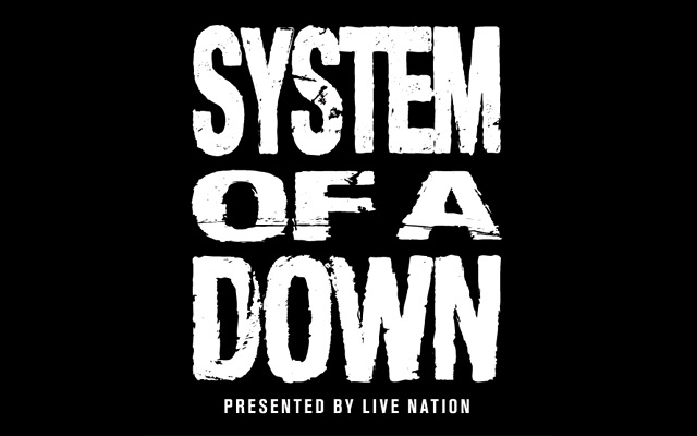 system of a down tickets 2017