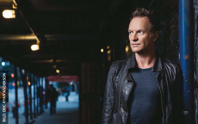 Sting Tickets 2017