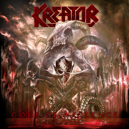 kreator gods of violence cover