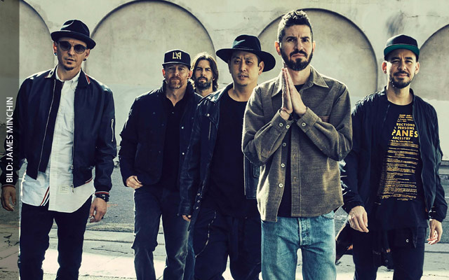 linkin park tickets 2017