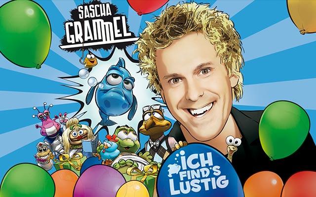 sascha grammel tickets 2018