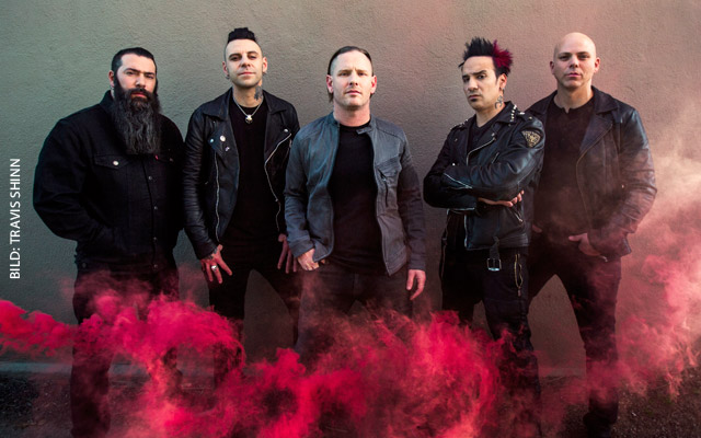 stone sour tickets 2017