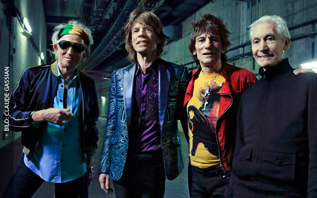 "THE ROLLING STONES im Herbst 2017 auf ""No Filter""-Tour in ..."