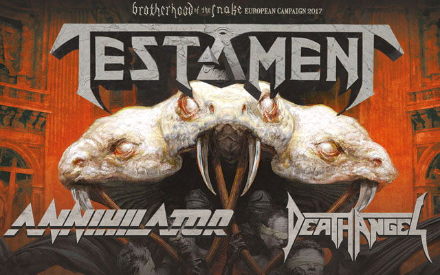 testament annihilator death angel tickets 2017