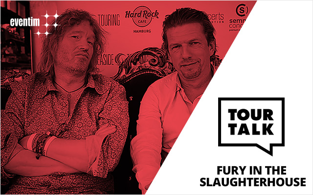 fury in the slaughterhouse tourtalk interview 2017