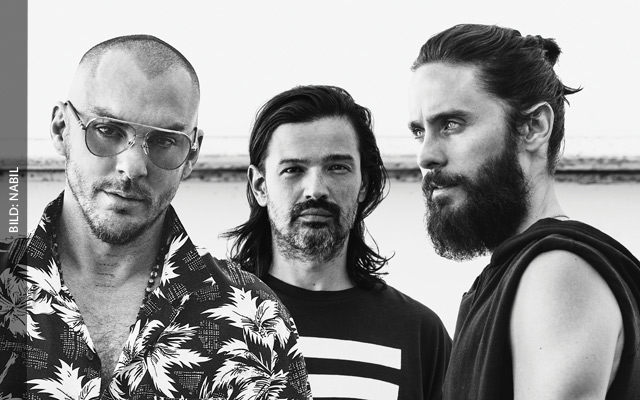 thirty seconds to mars tour tickets 2018
